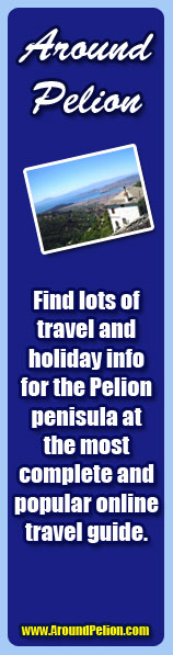 Around Pelion Travel Guide